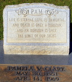 Pamela V. Pam Clark