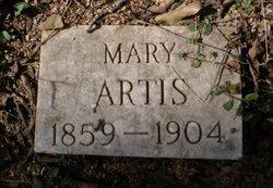Mary M <i>Dugan</i> Artis