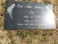 Eva Mae Ed <i>Payne</i> Johnson