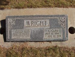 Leslie Clay Wright