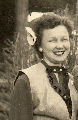 Barbara Jean <i>Lockman</i> Patterson