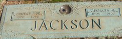 Georgia <i>Matthews</i> Jackson
