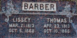 Lissey Hadfield <i>Taylor</i> Barber