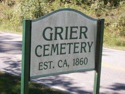 Grier Cemetery