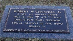 CWO Robert William Channell, Jr