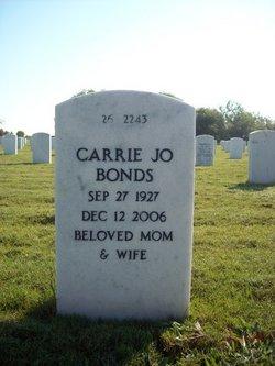 Carrie Jo Bonds