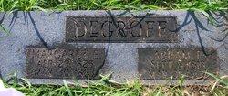 Margaret Elizabeth <i>Robnett</i> DeGroff
