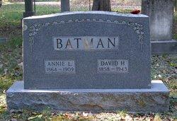 David Henry Batman