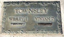 Wesley Irvin Townsley