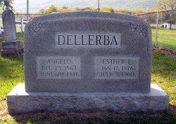Esther Lena <i>Shuler</i> Dellerba
