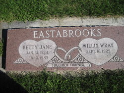 Betty Jane Eastabrooks