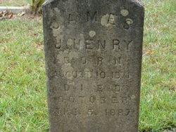 James S J Henry