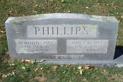 James Blaine Phillips