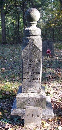 Emmaline Catherine <i>Roudabush</i> Rinaca