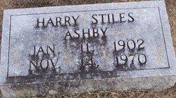 Harry Stiles Ashby