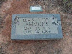 Lewis Milton Dude Ammons