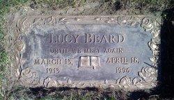 Lucy <i>Dobbins</i> Beard