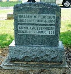 Annie <i>Lautzenheiser</i> Pearson