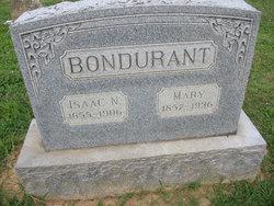 Mary <i>Brooks</i> Bondurant