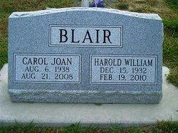 Harold William Blair