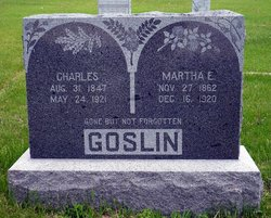 Martha Ellen <i>Roberts</i> Goslin