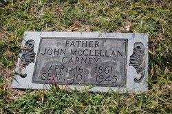 John McClellan Carney