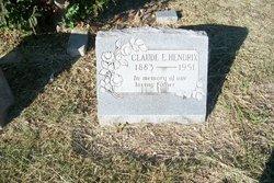 Claude E. Hendrix