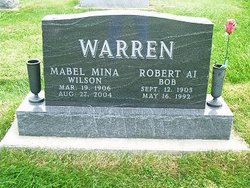 Mabel <i>Wilson</i> Warren
