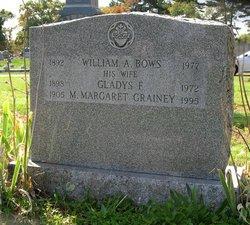 William Arthur Bows, Sr