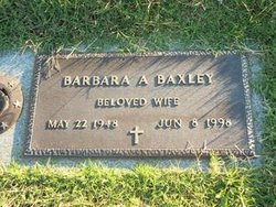 Barbara Allen <i>Lethco</i> Baxley