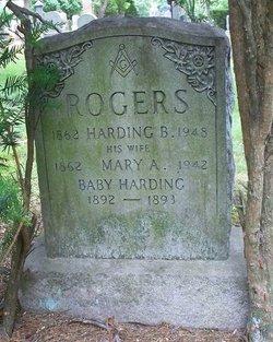 Harding B Rogers