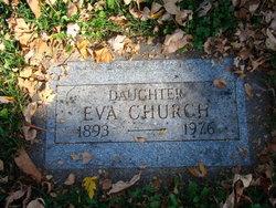 Eva Jane Church