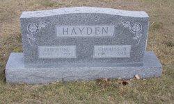Elbertine <i>Laughlin</i> Hayden