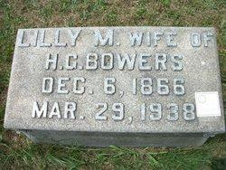 Lilly May <i>Cessna</i> Bowers