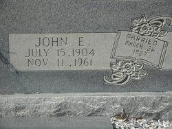 John Ervin Hicks
