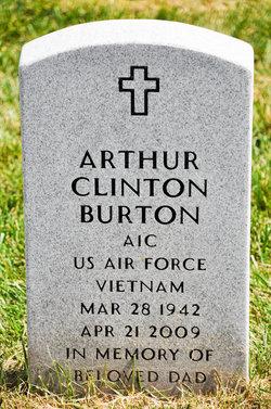 Arthur Clinton Burton