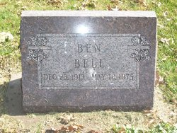 Benjamin Steven Bell, Jr