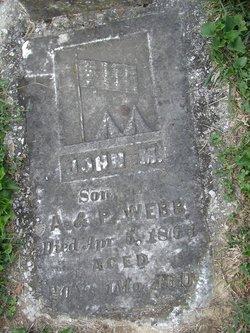 John Martin Webb