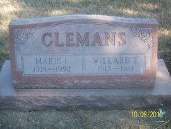 Marie I. <i>Parker</i> Clemans