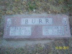 Christian G. Burr