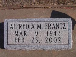 Alfredia Mae Frantz