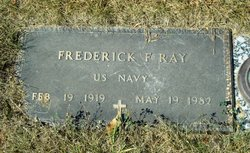 Frederick F Ray