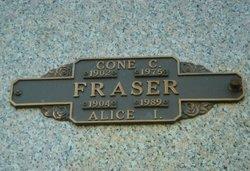 Cone C Fraser