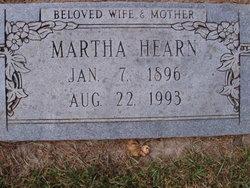 Martha Hearn