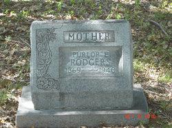 Purlor Eunice Rodgers