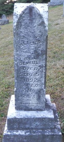 Nellie A Devault