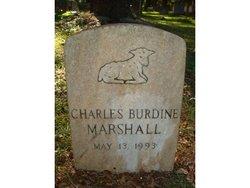 Charles Burdine Marshall