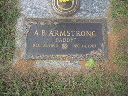 Arthur Belvin Daddy Armstrong
