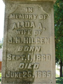 Alida <i>Roebken</i> Hilgen