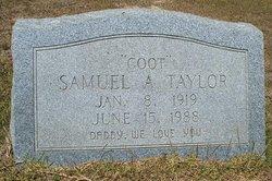 Samuel A. Coot Taylor